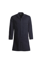 Workrite 9.5 oz Ultrasoft Navy Lab Coat