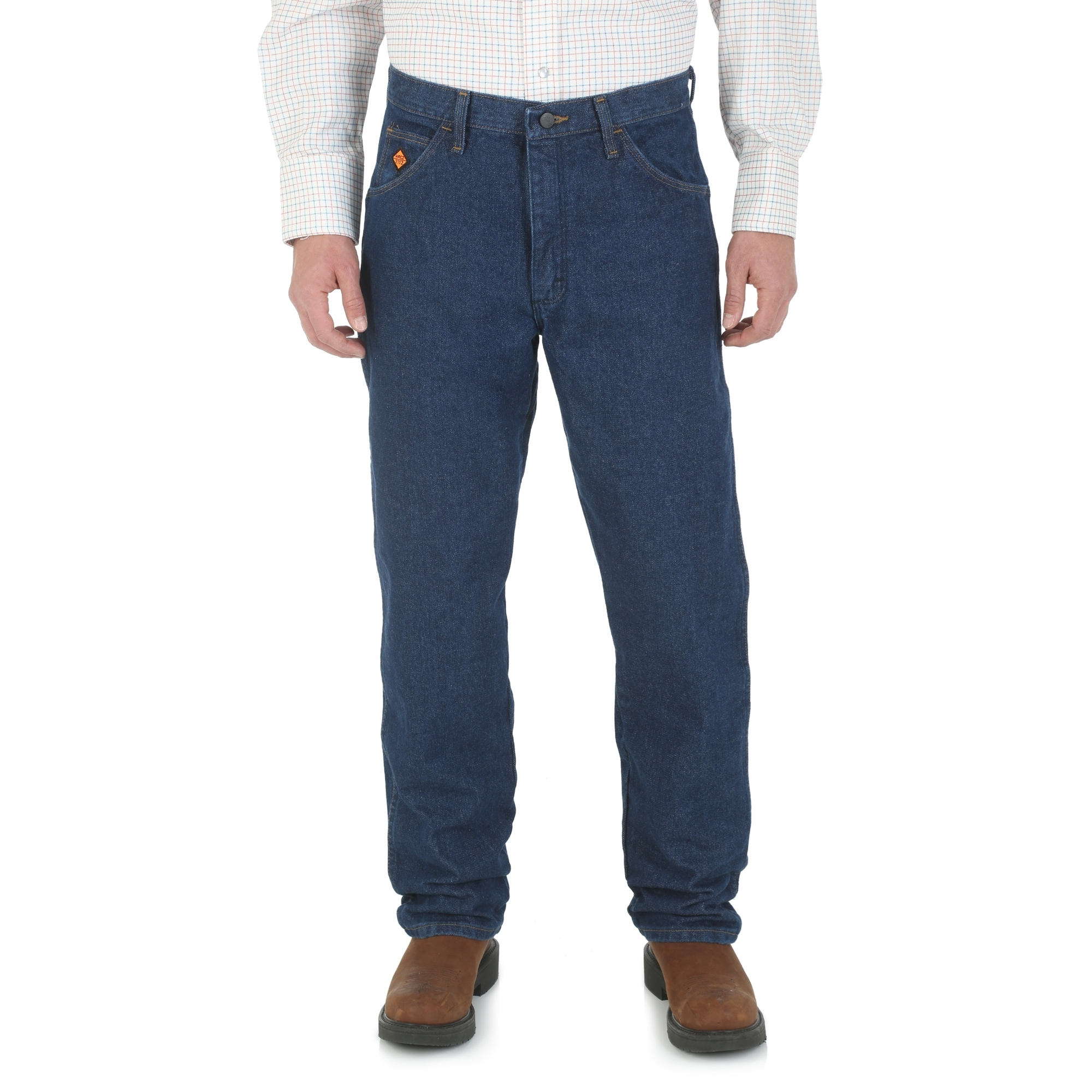 Wrangler FR Jeans Relaxed Fit