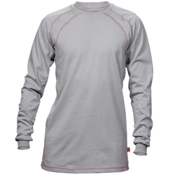 Reed Gray FR Crew Cotton Jersey Shirt